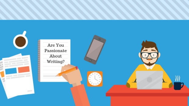 Are You Passionate About Writing?